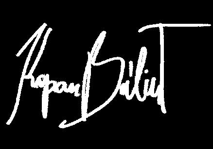 Kopasz Bálint aláírás